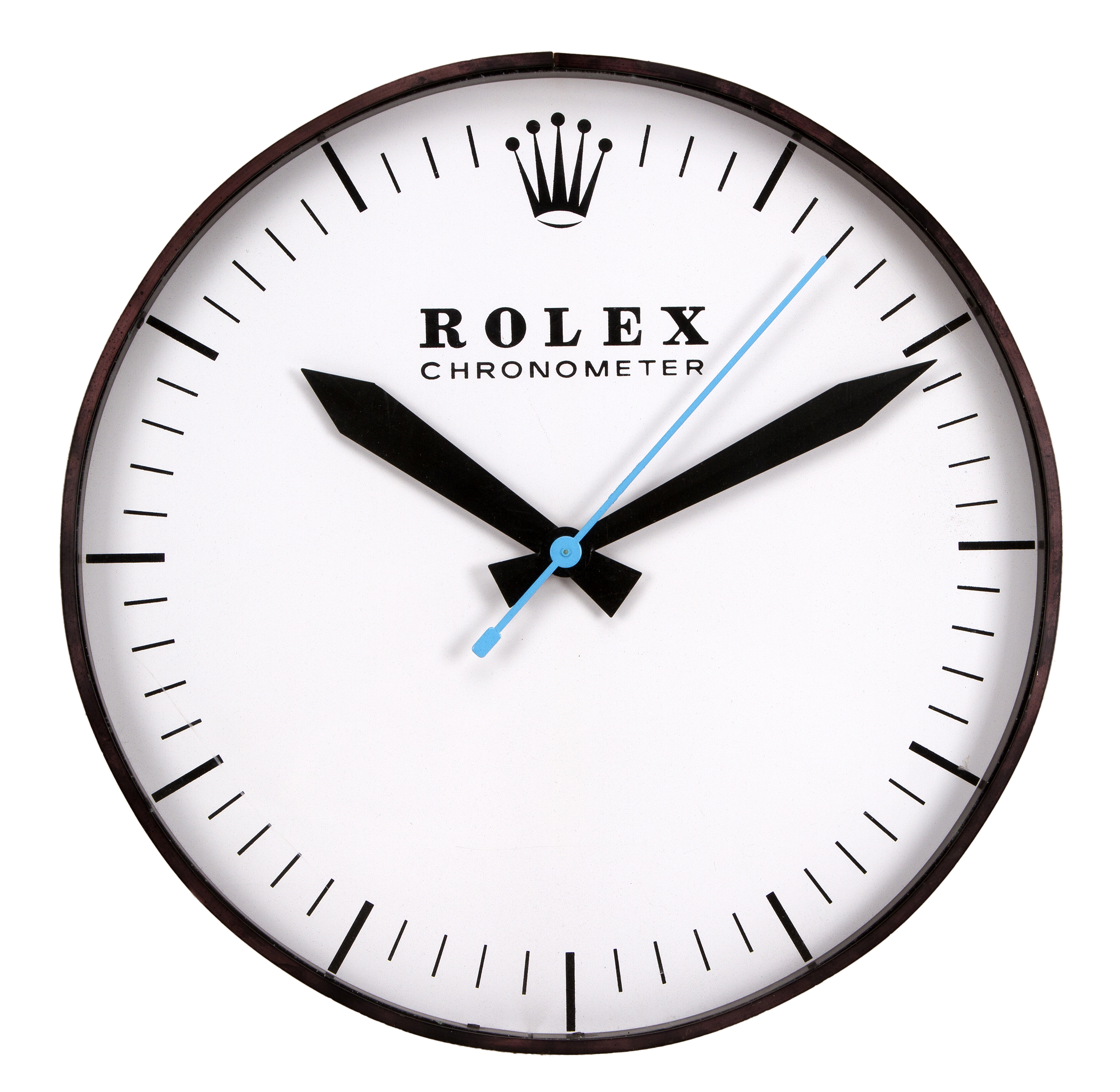 Decorating the house with such fantastic Rolex Wall Clock ...