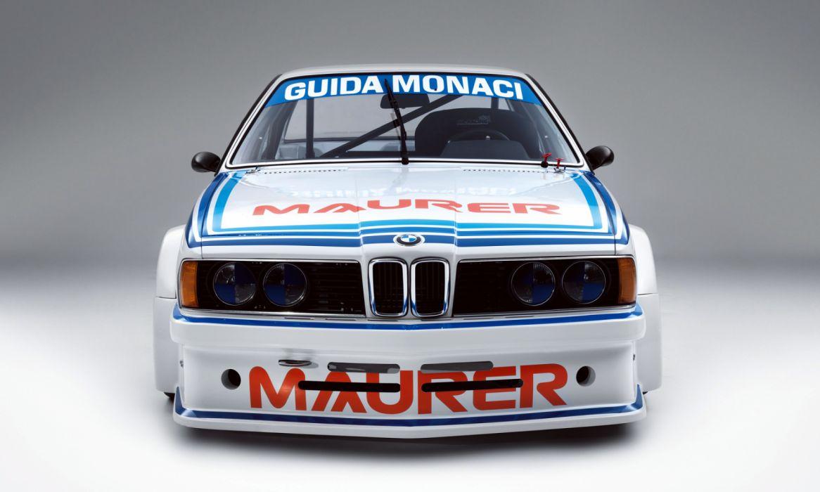 BMW 635 CSi Group 1980 Classic Race Car wallpaper
