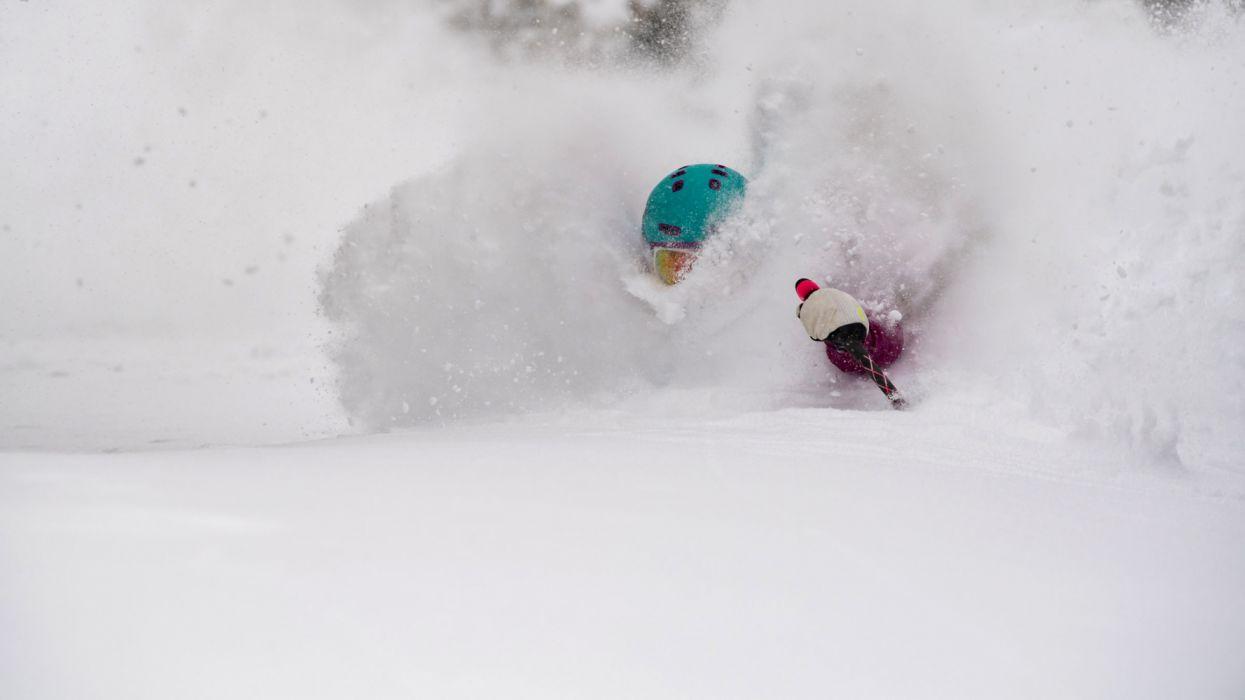 snowboarding snowboard winter snow sports ski wallpaper