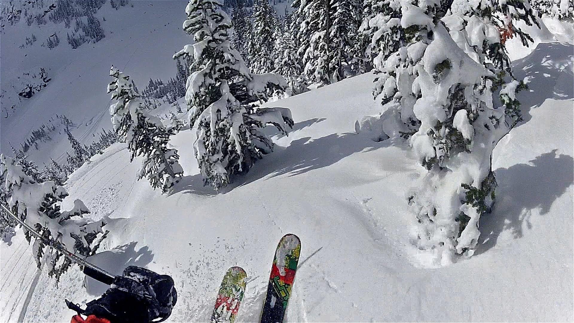 Skiing Sport Wallpaper Iphone: Skiing Ski Winter Snow Sports Mountain Wallpaper