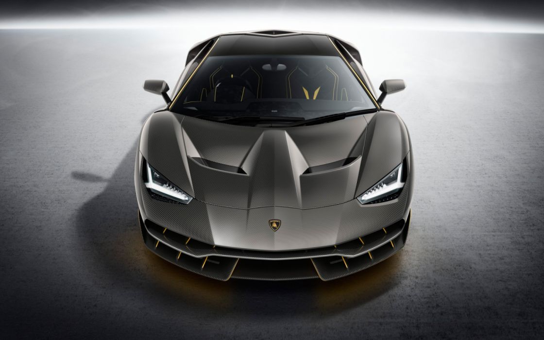 2017 Lamborghini Centenario Lp770 4 6 5 Liter V 12 Wallpaper