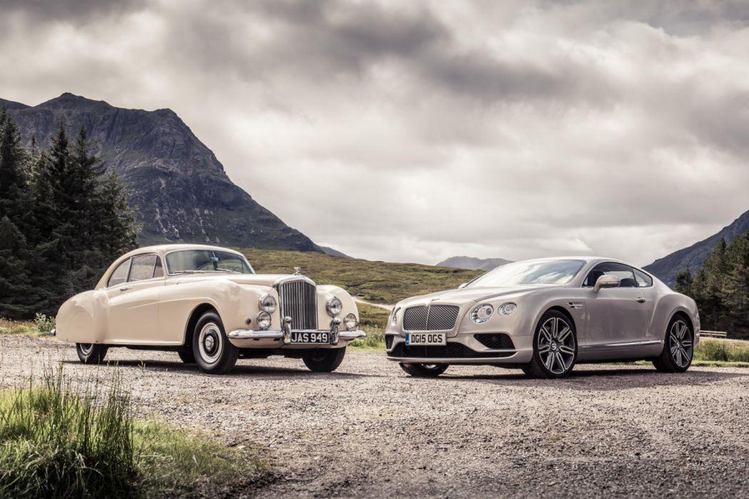 Bentley Continental evolucion wallpaper