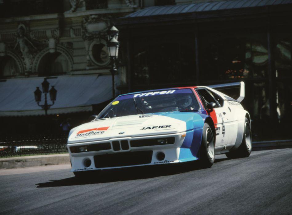 BMW-M1 Procar 1981 Classic Race Car wallpaper
