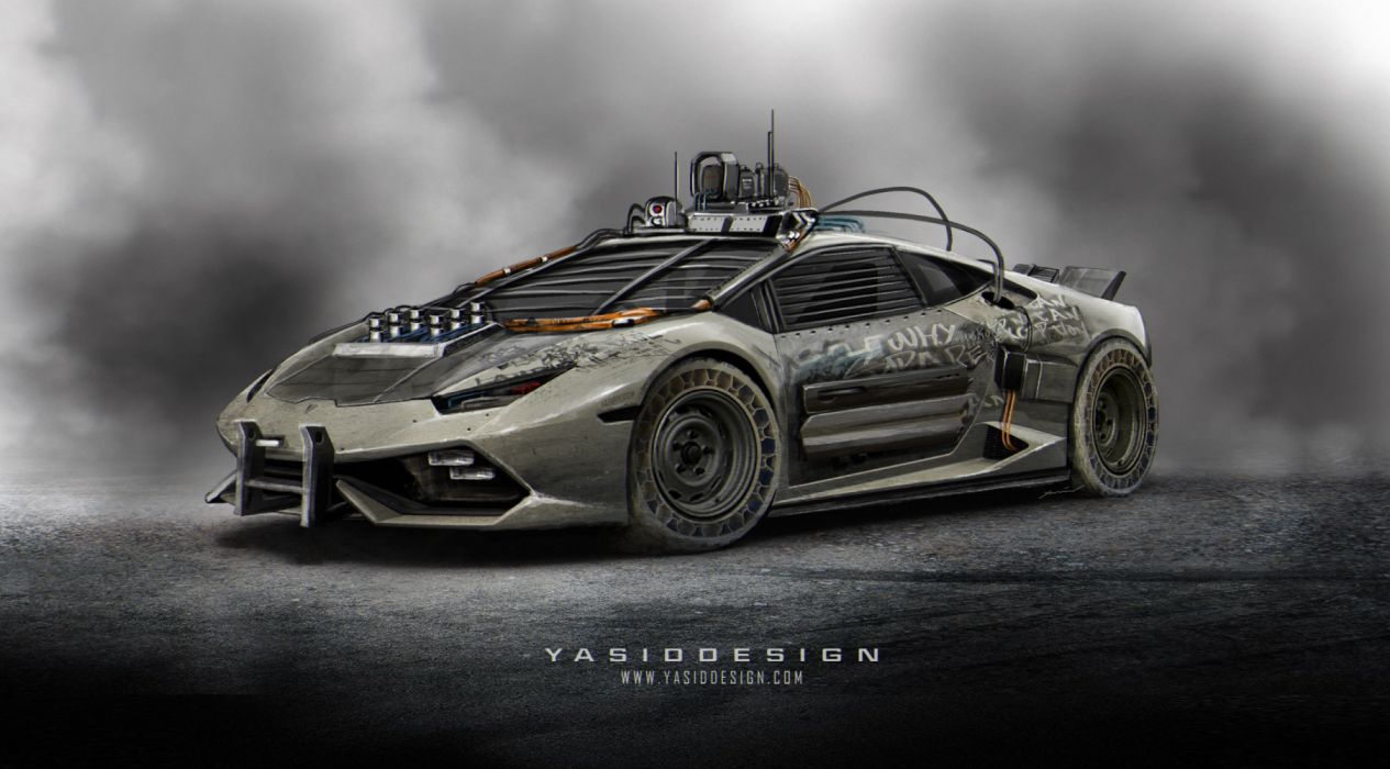 Lamborghini Huracan Gets wallpaper