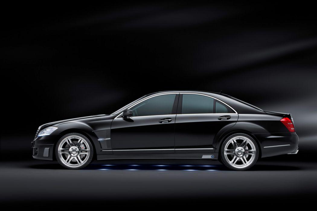 2010 Brabus Mercedes-Benz SV12 R wallpaper