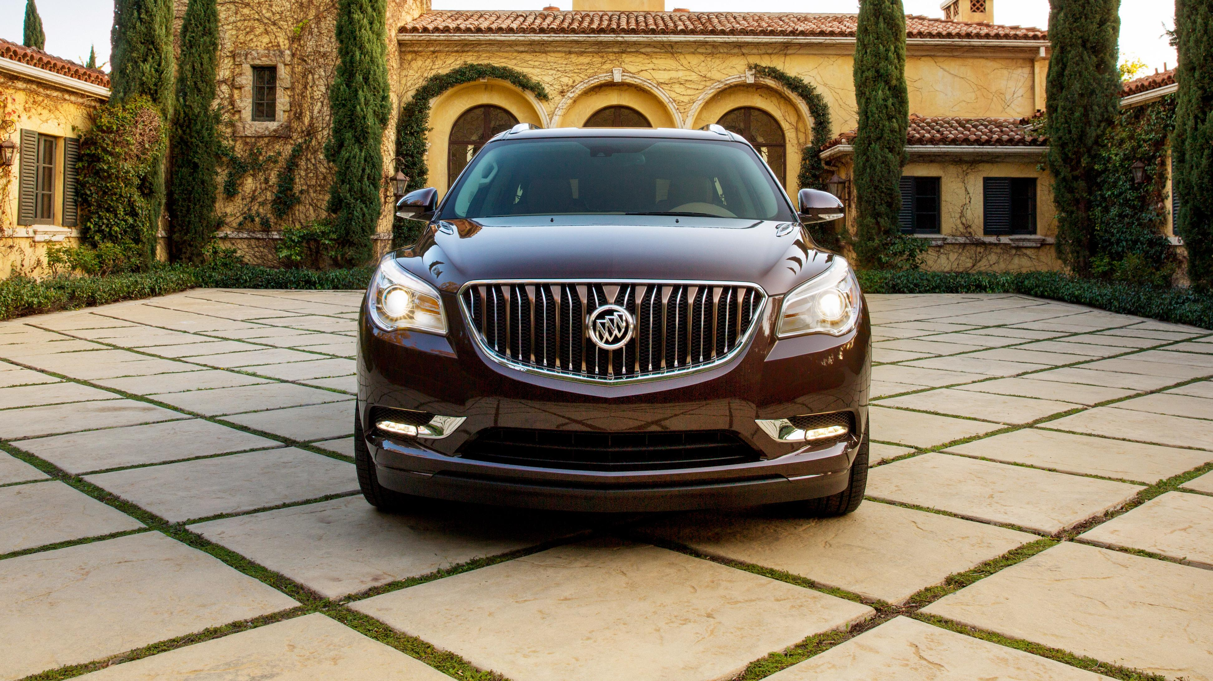 2016 Buick Enclave Tuscan Edition Wallpaper