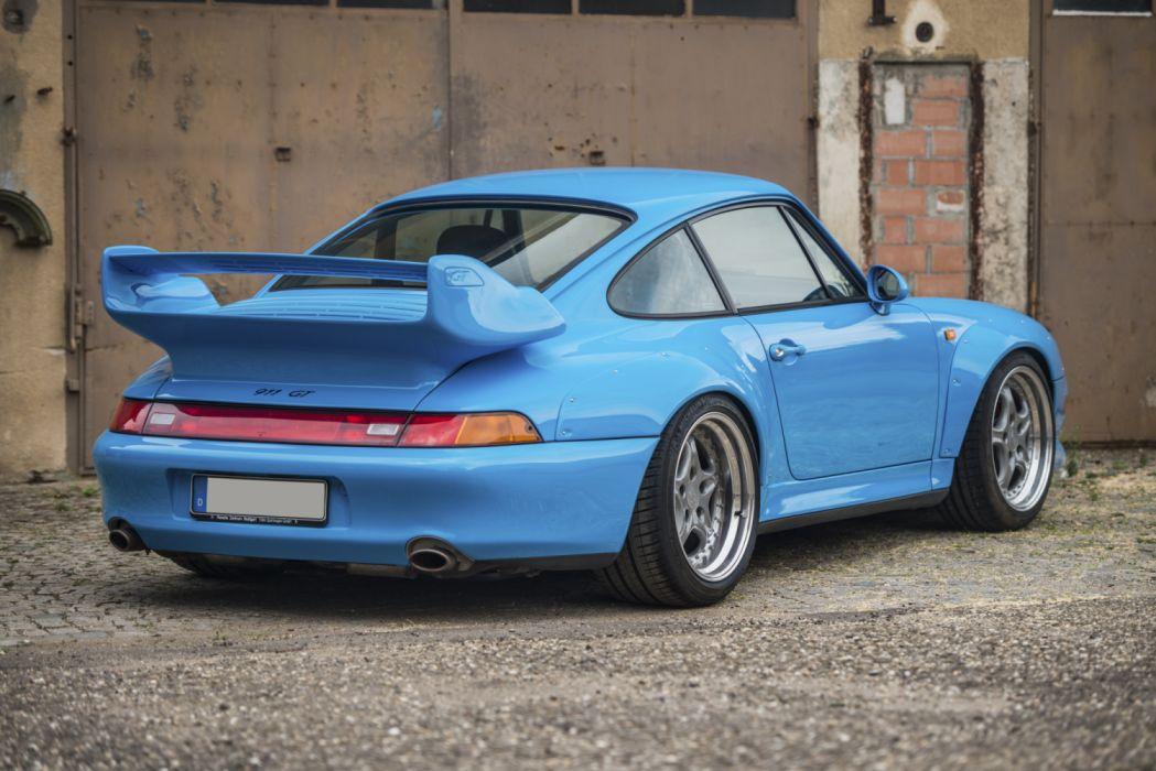 Porsche 911 GT2 993 1995 wallpaper