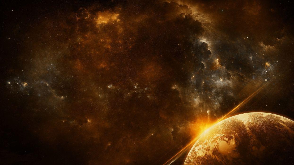 venus planeta sistema solar espacio naturaleza wallpaper