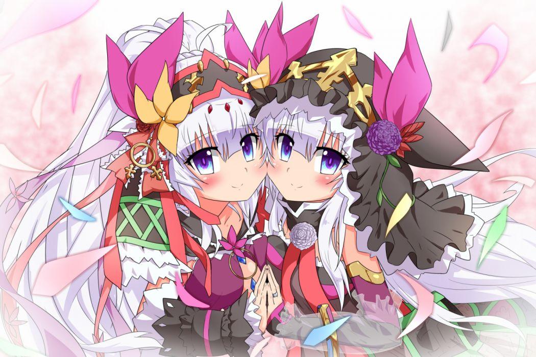Konachan com - 257272 sennen sensou aigis tagme (artist) tagme (character) wallpaper