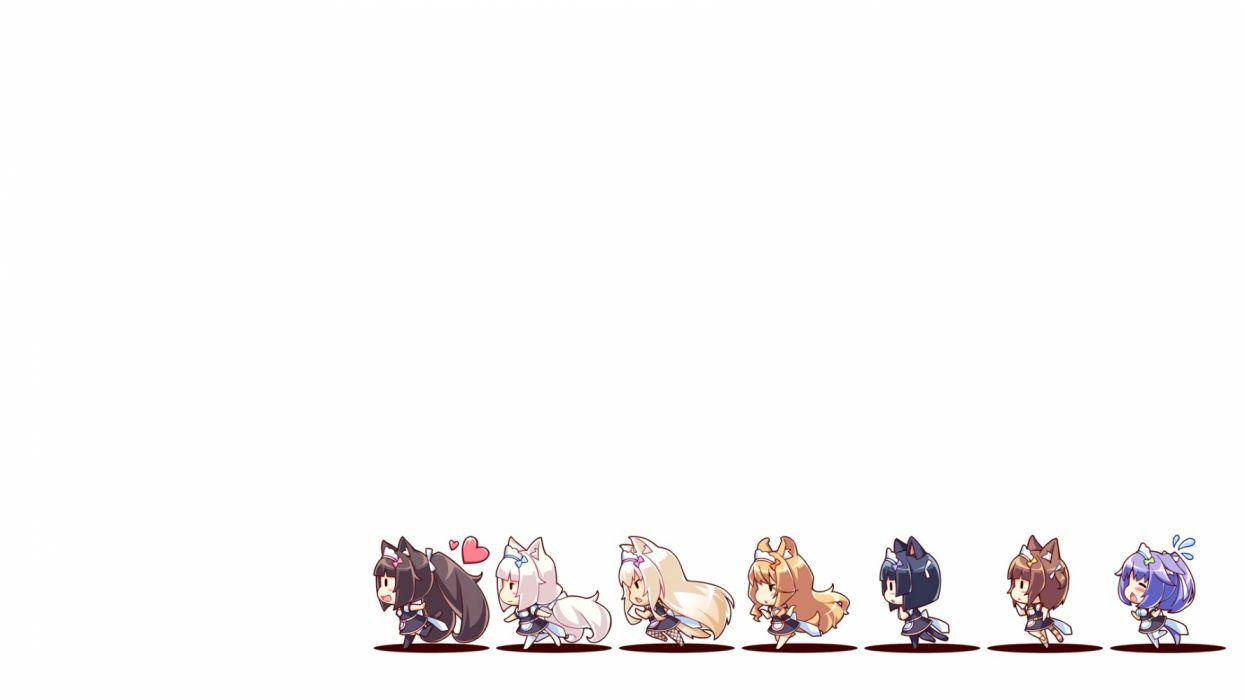 Konachan Com 257105 Animal Ears Azuki Sayori Catgirl