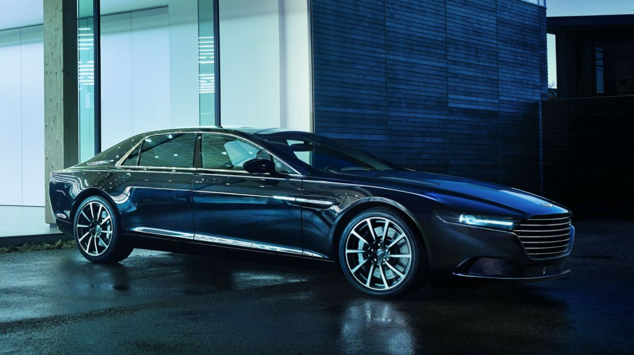 2016 Aston Martin Lagonda wallpaper