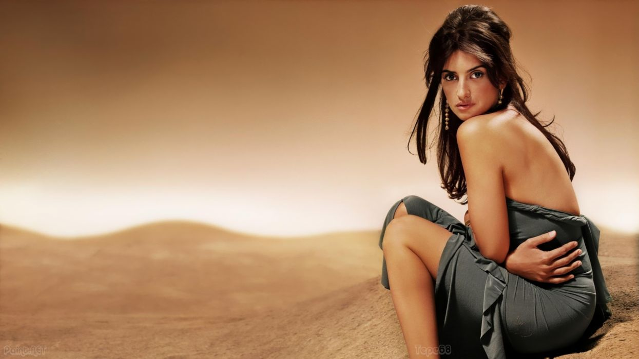 penelope cruz actriz espay wallpaper