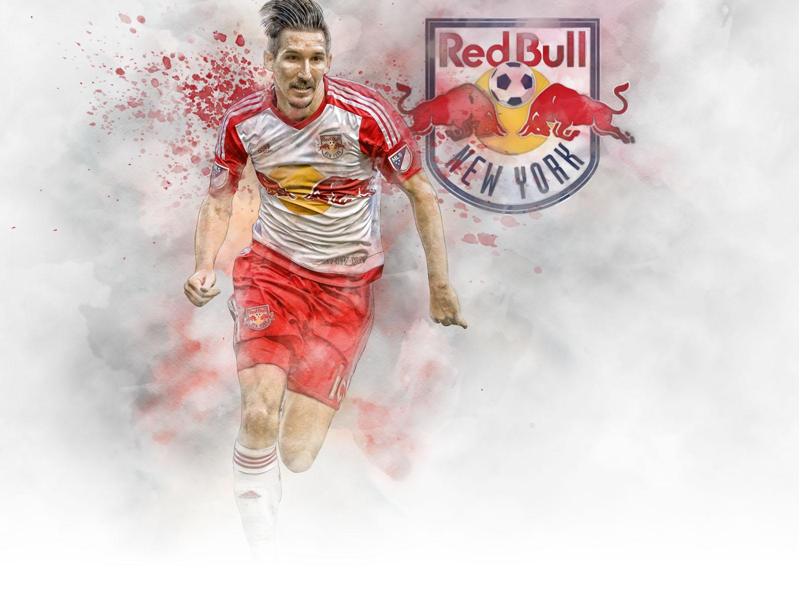 New York Red Bulls Mls Soccer Sports Wallpaper 1600x1200
