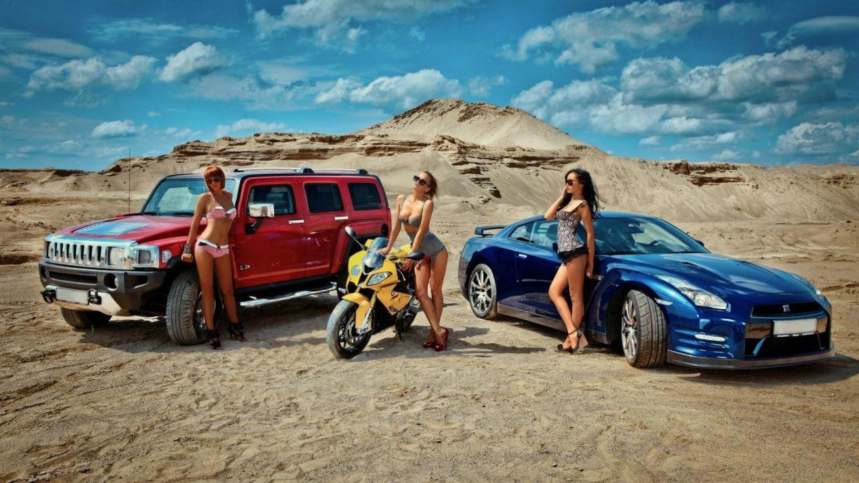 Girls And Cars 4k Wallpaper Wallpaper 3840x2160 1188456 Wallpaperup