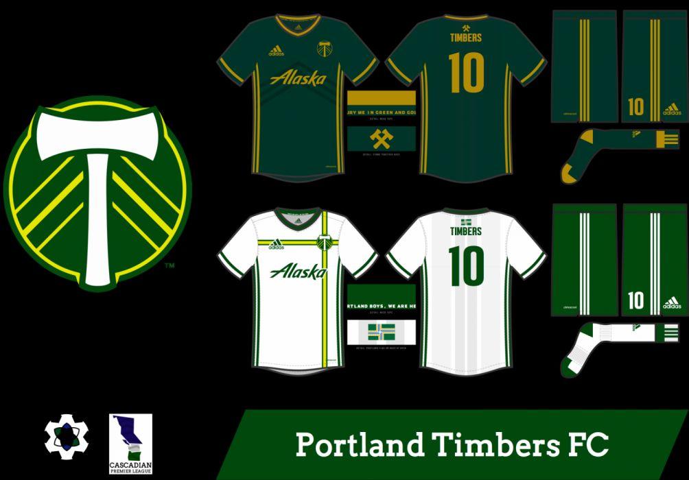 Portland Timbers Mls Soccer Sports Wallpaper