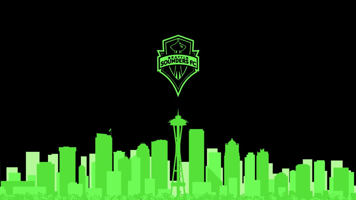 Seattle Sounders Fc Mls Soccer Sports Wallpaper 1920x1080 1188795 Wallpaperup