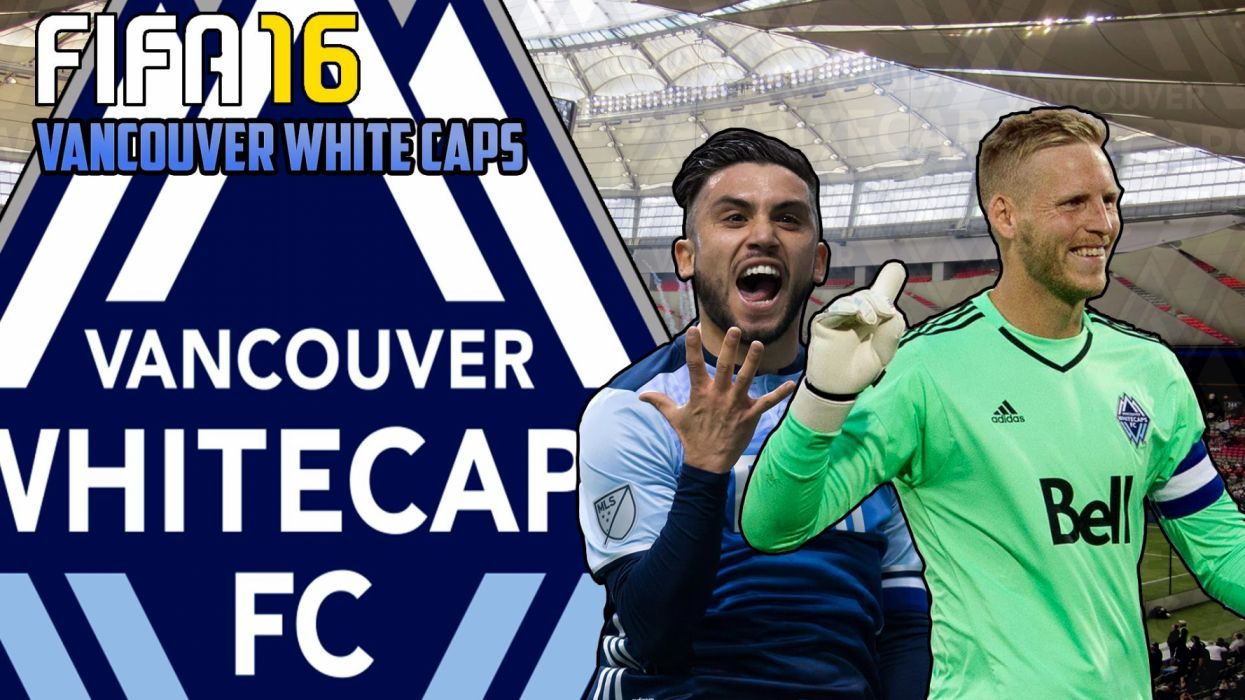 Vancouver Whitecaps FC mls soccer sports wallpaper
