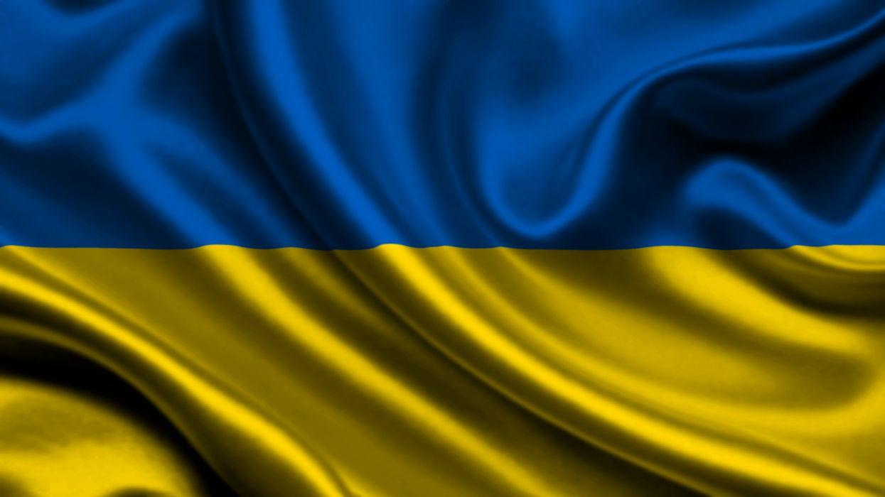 bandera ucrania europa este wallpaper
