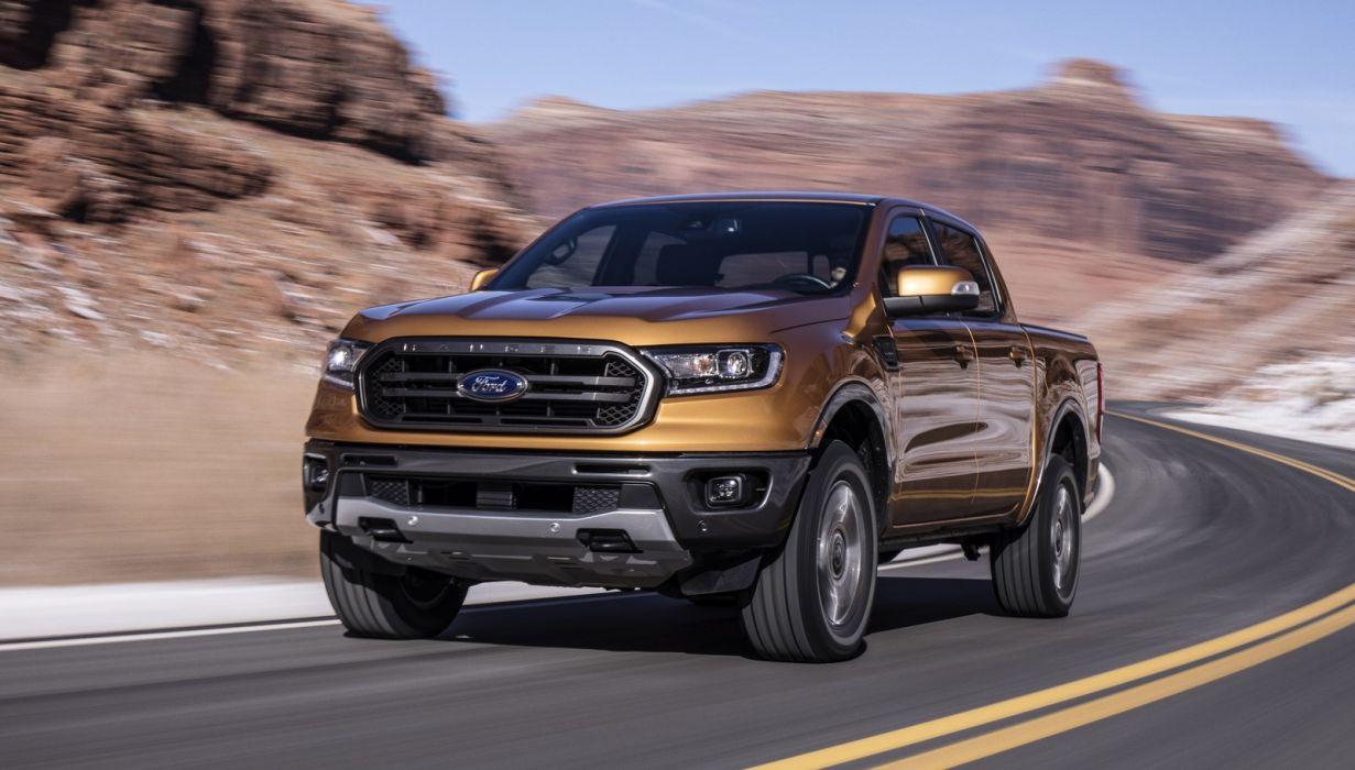 Ford Ranger 2019 wallpaper