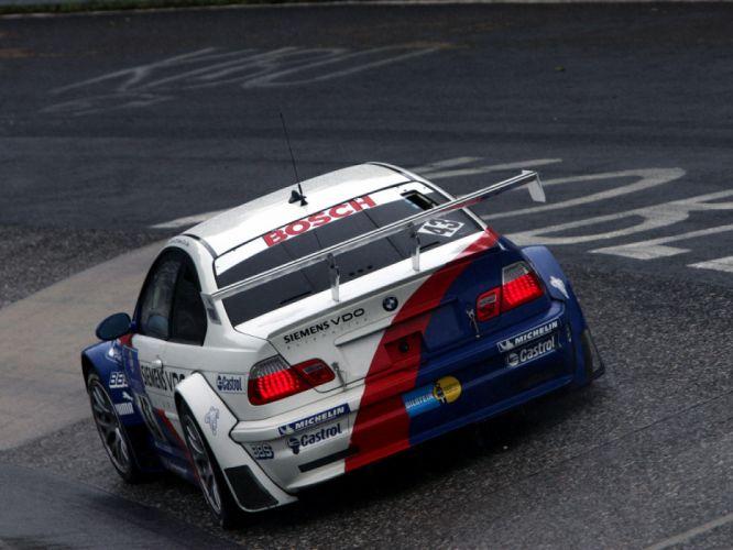 Bmw M3 Gtr 2001 Race Car Wallpaper 1600x1200 1191126 Wallpaperup