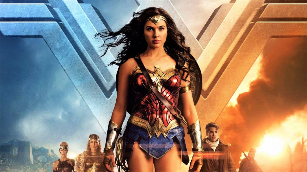 Gal Gadot Girl Movie Woman Wonder Woman Wallpaper
