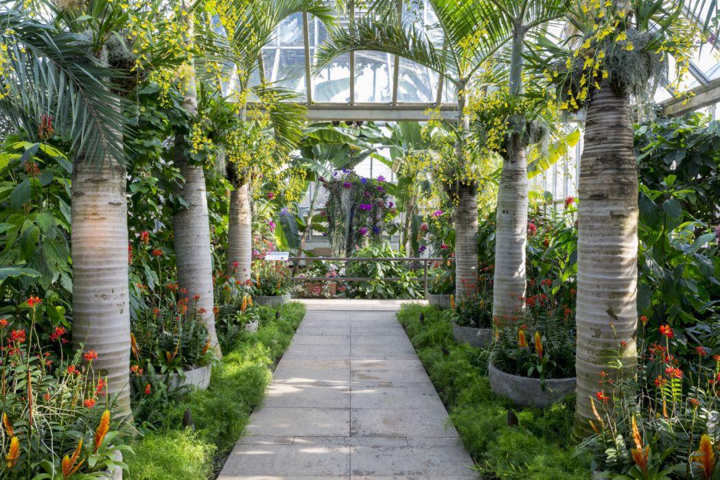 USA Gardens Chicago Botanic Garden Chicago city 539651 6016x4016 wallpaper
