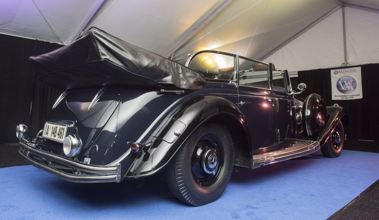 Mercedes-Benz 770K 1939 wallpaper