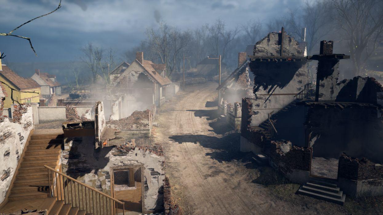 Battlefield 1 - Verdun Heights wallpaper