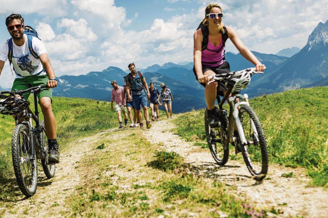 paseo moutain bike campo wallpaper
