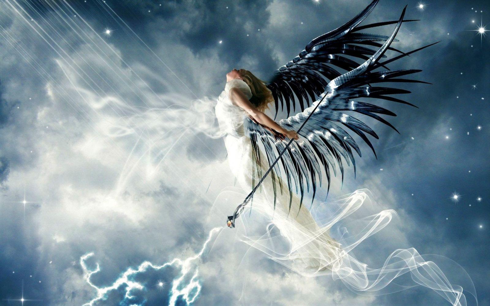 ангел упал картинки чудесные
