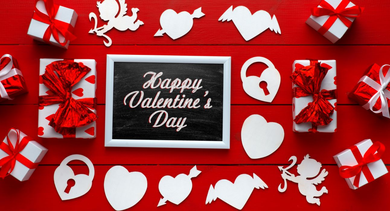 Gift Happy Valentine's Day Love Valentine's Day wallpaper ...