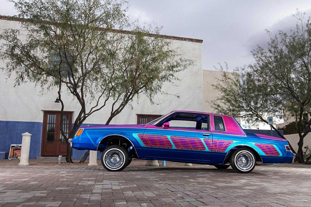 1982 Buick Regal >> 1982 Buick Regal Lowrider Vehicle Auto Automobile Car Custom