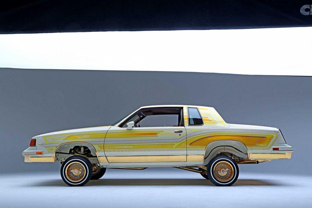 1987 Oldsmobile Cutlass Lowrider Vehicle Auto Automobile