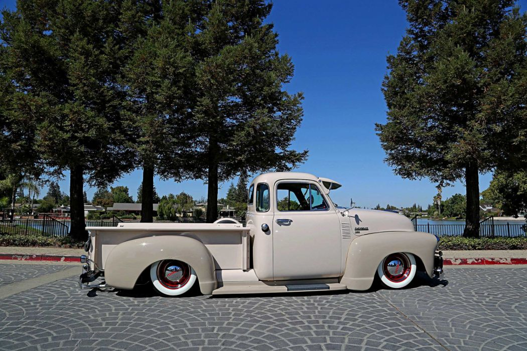 2018 Chevy Truck Colors >> 1952 Chevy 3100 lowrider vehicle auto automobile custom truck pickup wallpaper | 2040x1360 ...