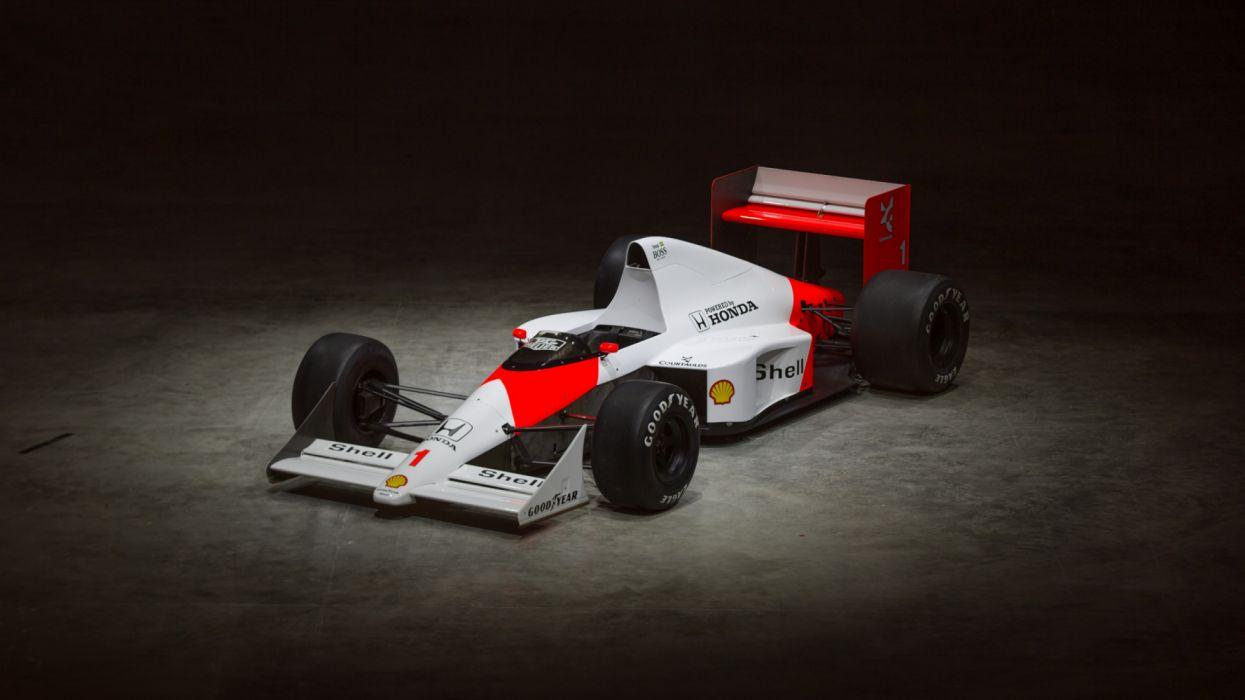 Mclaren Senna P15 F1 2018 4k 3840x2160 Wallpaper 3840x2160 1200977 Wallpaperup