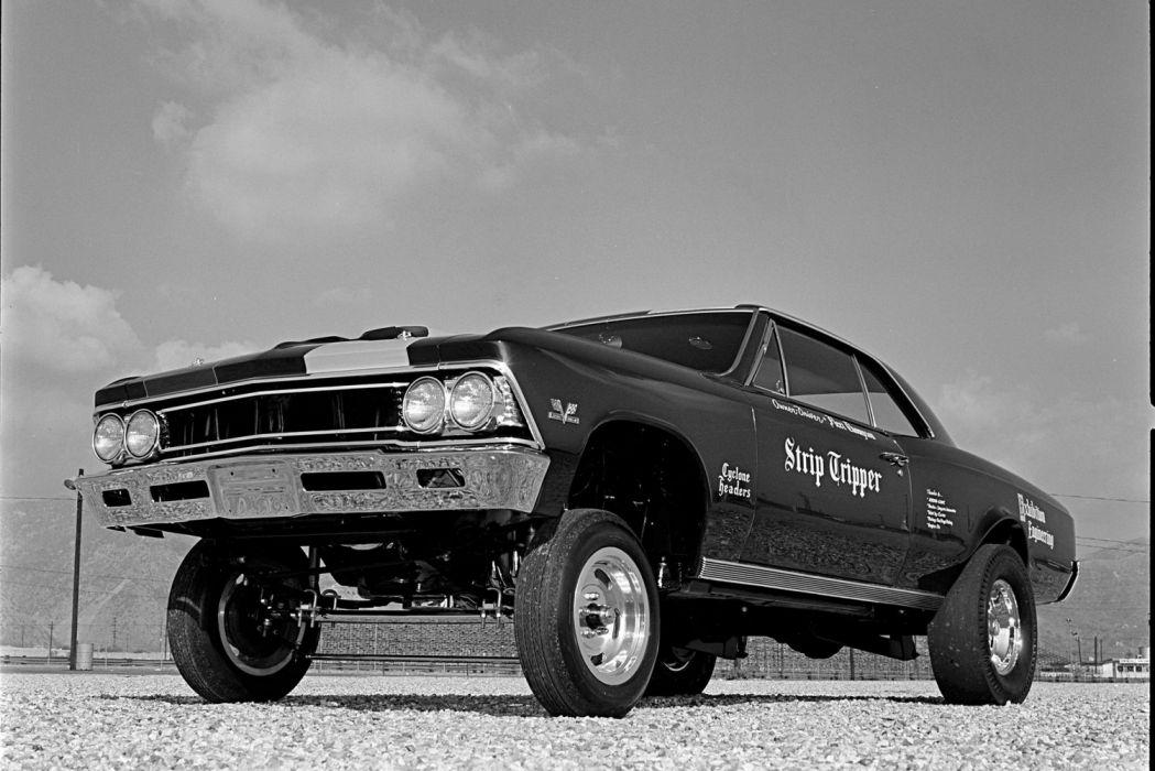 Chevy El Camino >> 1966 Chevrolet Chevelle hot rod hotrod custom vehicle auto automobile car streetrod race racing ...