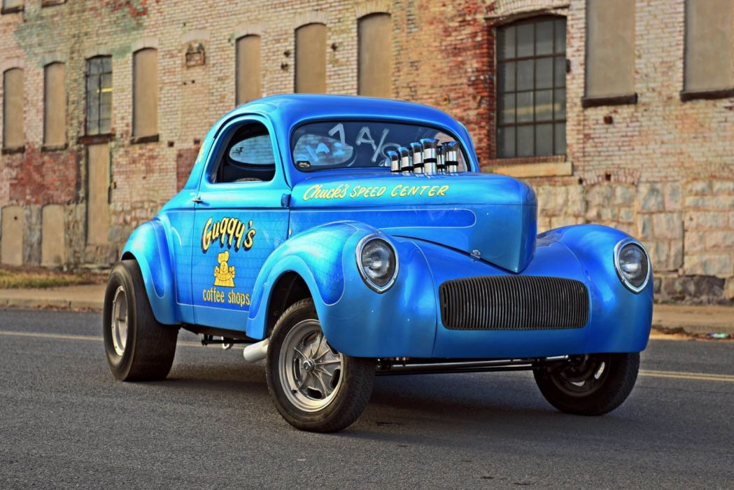 Gasser Race Cars For Sale