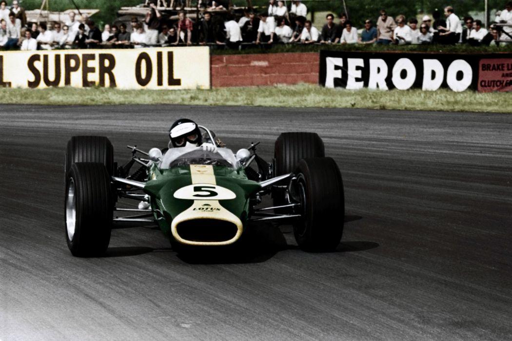 1967 Lotus 49 F-1 formula race racing 4-9 wallpaper