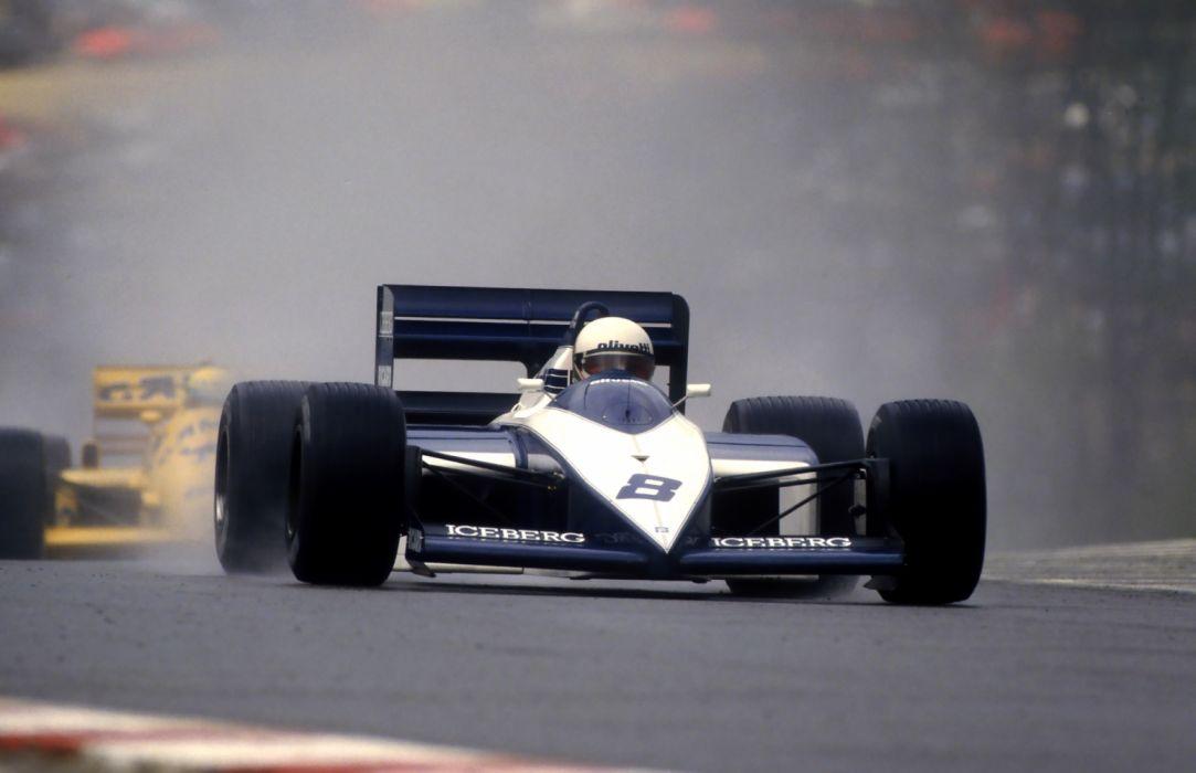 1987 Brabham BT56 F-1 formula race racing wallpaper