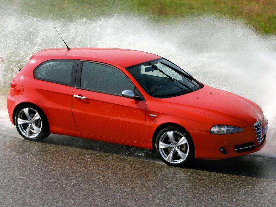 2007 Alfa Romeo 147 Q2 Q 2 Wallpaper 2048x1536 1203823