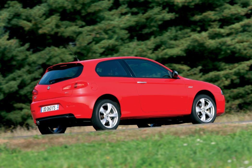 2007 Alfa Romeo 147 Q2 Q 2 Wallpaper 3504x2336 1203827