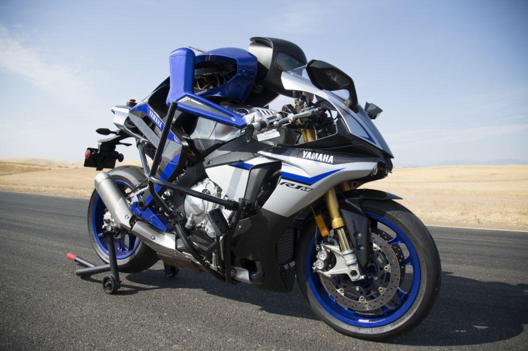 2017 Yamaha Motobot Concept superbike motorcycle motorbike wallpaper