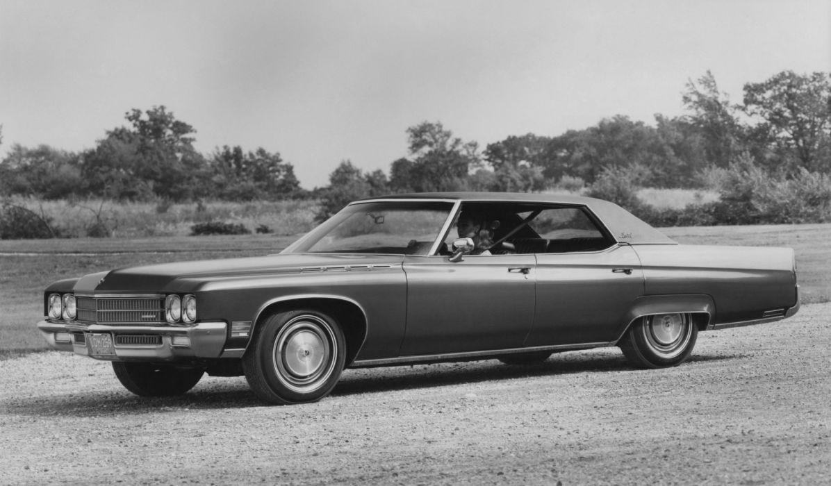 1971 Buick Electra 225 Custom Limited 4-door Hardtop wallpaper