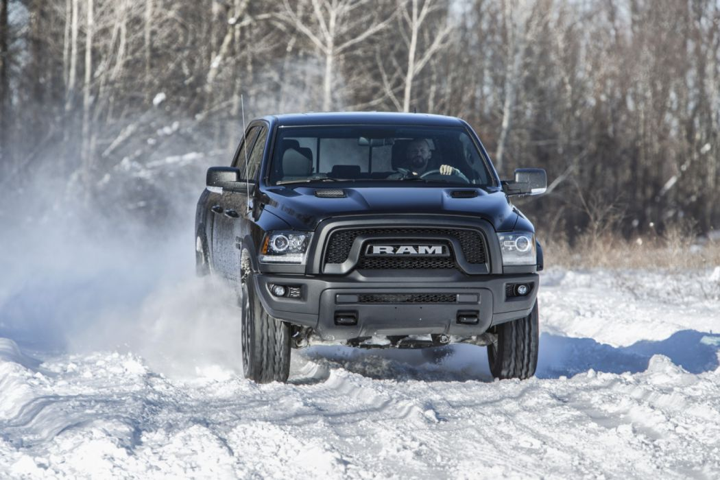 2017 Dodge Ram 1500 Rebel Black Crewcab Pickup Truck Mopar Wallpaper 3000x2000 1205077 Wallpaperup