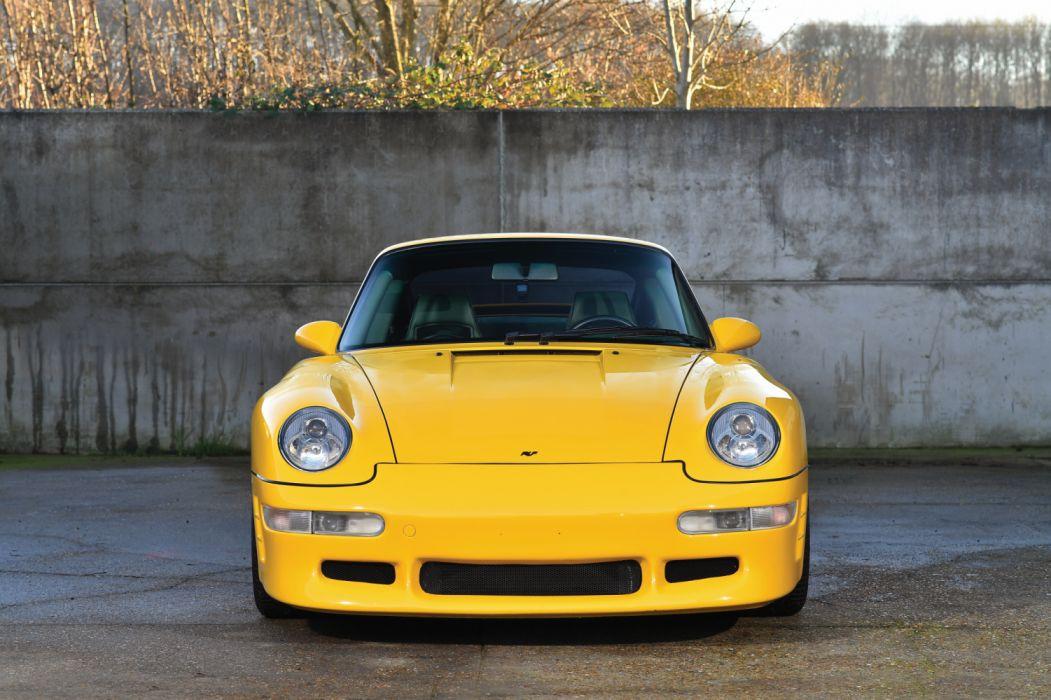 1998 Ruf CTR2 Sport porsche 993 supercar wallpaper