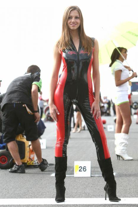 Grid girl sexy