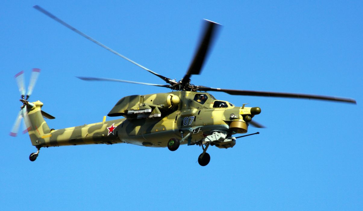 Aircraft Attack Helicopter Helicopter Mil Mi-28 military n wallpaper