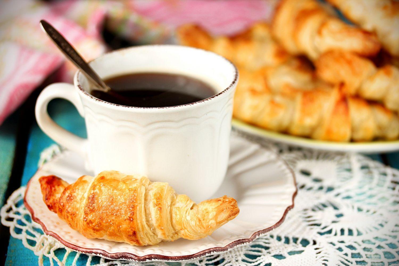 Пирожки и кофе картинки
