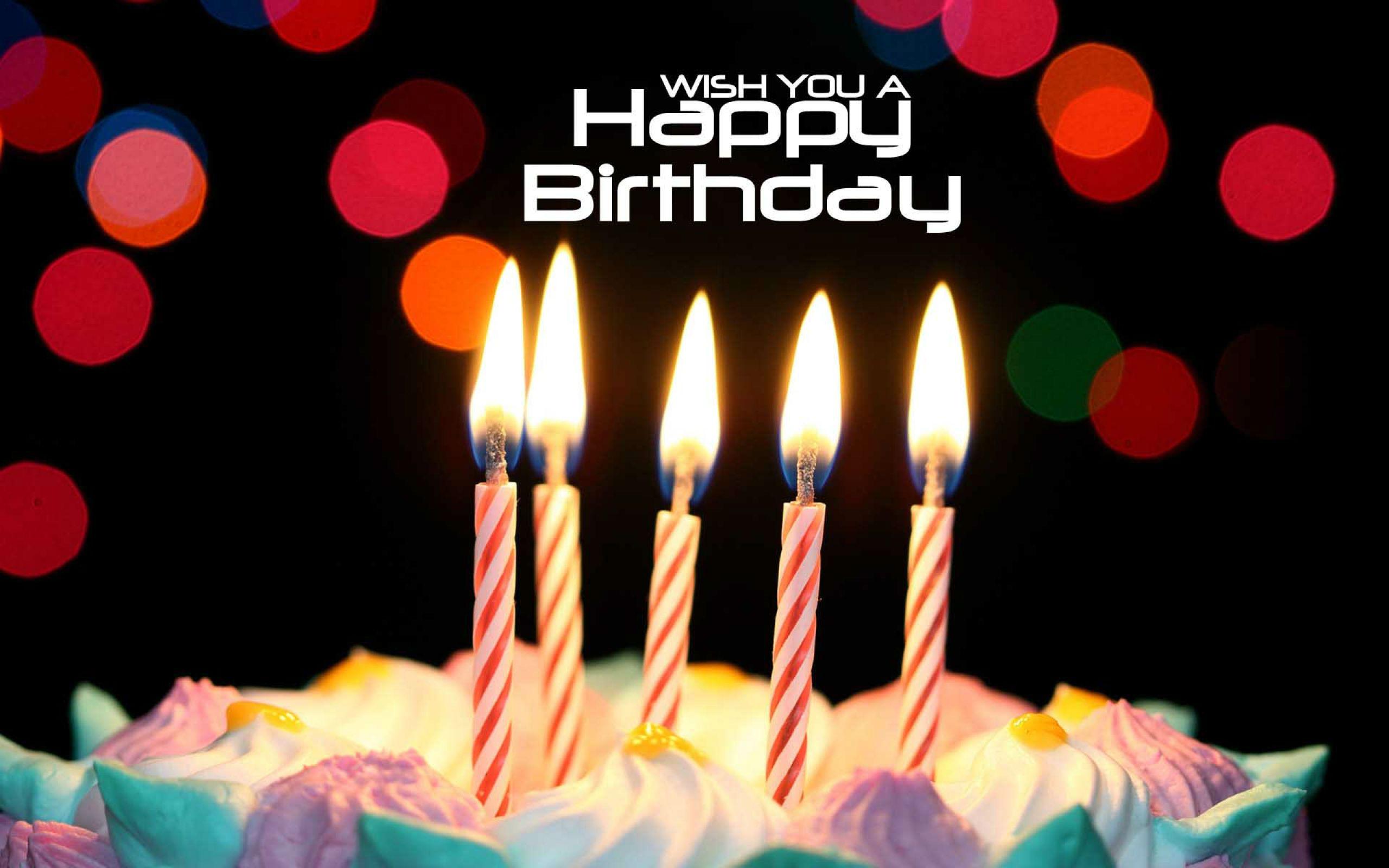 Happy Birthday Holiday Celebration Wallpaper 2560x1600 1207825