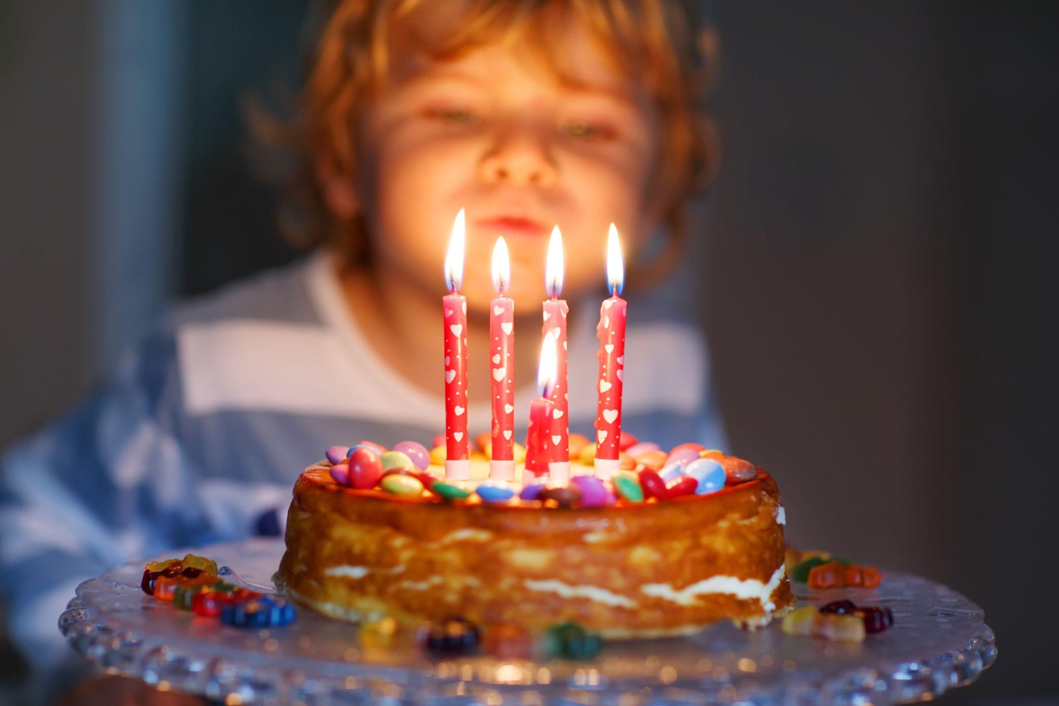 С днем рождения фото для малыша
